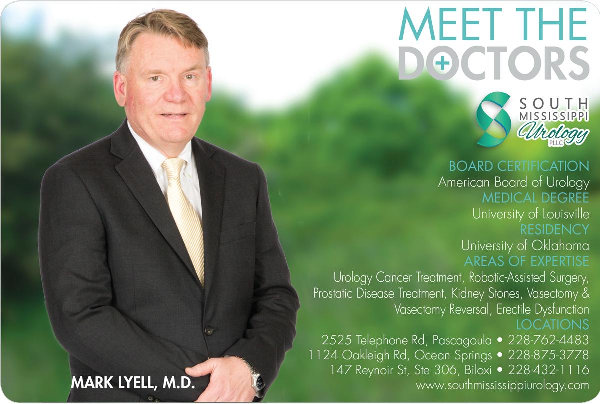 Mark S. Lyell, M.D.
